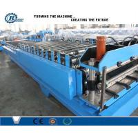 Buy cheap Galvanized Sheets Metal Roofing Roll Forming Machine Trapezoidal from wholesalers