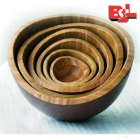 Buy cheap Bamboo Salad Bowl Bsl-004 from wholesalers