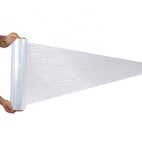Buy cheap Good quality pe stretch protect transparency film product