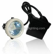 Buy cheap GL5-A explosion proof high power intrinsically coal safety cap lamp from wholesalers