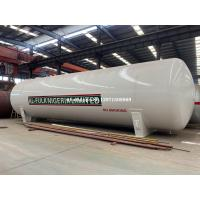 Buy cheap Pressure Vessel 120, 000Liters 120cbm LPG Storage Tanker 60mt 60tons Gas Storage Tank with All Station Equipment from wholesalers