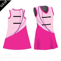 Buy cheap Hot sale netball gym outfit sublimation netball skirt from wholesalers