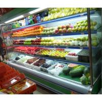 Buy cheap Energy Saving Multideck Open Chiller , Grocery Fruit and Vegetable Display Showcase from wholesalers