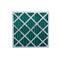 Buy cheap Cardboard Frame Pre Filter Air Filter For Air Conditioner Sponge Gasket from wholesalers