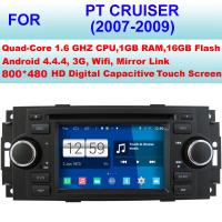 Buy cheap 2007 - 2009 Chrysler DVD Player , Dual Zone Car DVD Player Auto Radio Multimedia GPS product