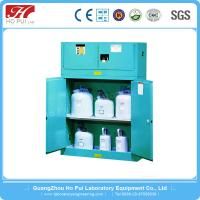 Buy cheap Harmful Gas Storage Industrial Lab Furniture , Flammable Storage Cabinet from wholesalers