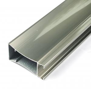 Buy cheap Bathroom Glass Shower Enclosure T3 Polished Aluminium Profile product