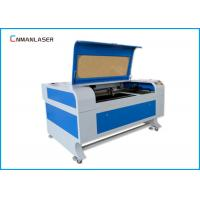 Buy cheap 80w / 130w Cnc Laser Cutting Machine 1390 for making wedding dress invitation card from wholesalers