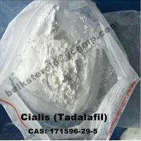 Buy cheap Safety Effective Male Enhancement Drugs White Powder Tadalafil  Cialis 171596-29-5 from wholesalers