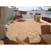 Buy cheap Thermostability Outdoor Swimming Pool Decking product