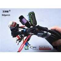 China Customized Universal Automotive Wiring Harness With Whma / Ipc620 Ul Approved on sale