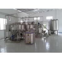 Buy cheap Food / Beverage Milk Powder Production Plant PLC Computer Control from wholesalers
