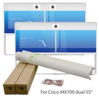China Cisco MX700 & MX800 Portfolio Of Integrated Video Collaboration Room Systems CTS-MX700D-2CAM-K9 on sale