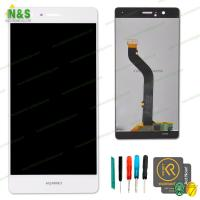 Buy cheap Original LCD Mobile Phone LCD Screen for Huawei P9 Screen Display Replacement from wholesalers