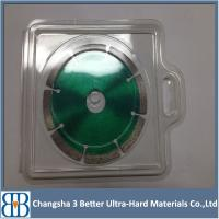 Buy cheap 350mm cold pressed diamond turbo saw blade for granite from wholesalers