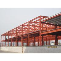 Buy cheap Industrial Large Pre Engineered Steel Buildings With Galvanization And Painting Treatment product