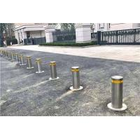 Buy cheap High Lifting Speed Automatic Rising Bollards Lowered In The Raised State from wholesalers