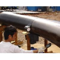 Buy cheap Eco Friendly Anti Rust PVC Pipe Wrap Tape Roll For Pipe Wrapping Coating Material from wholesalers