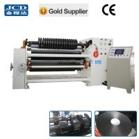 Buy cheap Protective film/ foam tape roll to roll slitting rewinding machine from wholesalers