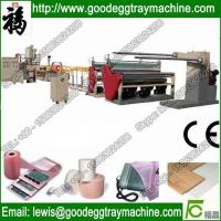 Buy cheap Plastic production making PE foaming machines for protecting the banana from wholesalers