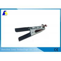 Buy cheap Heavy Duty Mig Welding Clamps , Black 300A/500A Earth Clamp For Welding Machine from wholesalers