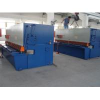 Buy cheap Iron Carbon / Stainless Steel Sheet Metal Cutting Machine / Metal Shear Cutter from wholesalers