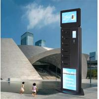 Buy cheap Free Standing Cell Phone Charging Stations 6 Digital Electric Secure Lockers from wholesalers