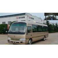 Buy cheap 30 Passenger Van Luxury Tour Bus , Star Coach Bus 7500Kg Gross Weight from wholesalers