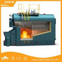 Buy cheap rich husk steam biomass boiler|steam engine generator 6kw from wholesalers