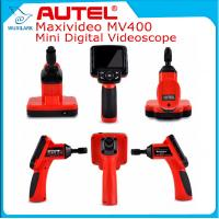 Buy cheap Car Diagnostic Tool Autel Maxivideo MV400 Mini Digital Videoscope with 5.5mm diameter imager head inspection camera from wholesalers