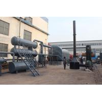 Buy cheap No pollution waste tire pyrolysis plant to diesel from wholesalers
