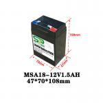 Buy cheap solar street lamp battery LiFePO4 Battery Bank from wholesalers