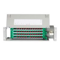 Buy cheap ODF ,optical fiber distribution frame from wholesalers