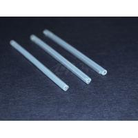 Buy cheap Clear Single Fiber Optic Splice Sleeves Heat Shrinkable Sleeves For Cables from wholesalers