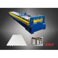 Buy cheap Austenite Rolling Gate Gutter Machine , Metal Rolling Equipment Long Life from wholesalers