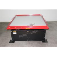 Buy cheap 500kg Railroad / Train Transportation Simulators  Mechanical Shaker Table 1200 X 1500 For Midea from wholesalers