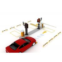 Buy cheap High Efficiency Smart Car Parking Lot Management System With 1080P HD Camera product