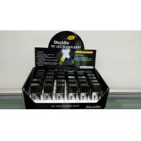 Ultra Brightness Cree LED Flashlight , Miniature LED Work Flashlight 70*26*16.8mm
