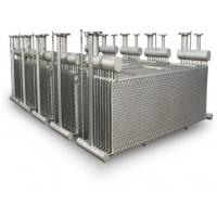 Buy cheap Wide Channel Immersion Chiller Plate Bank Stainless Steel Industrial Plate Heat Exchanger from wholesalers