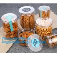 Buy cheap cylinder food packaging box for sell,OEM high quality food grade cylinder paper packaging paper tube box,bakery cookie from wholesalers