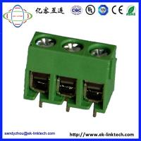 Buy cheap F11-C-5.0  PCB Mount Screwless Spring Terminal Block from wholesalers