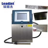 Buy cheap Automatic Cleaning Nozzle Industrial Inkjet Printer For Batch Coding With Touch Screen from wholesalers