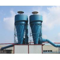 Buy cheap High efficicncy manufacturer vertical industrial cyclone dust collector price product