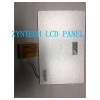 Buy cheap A070VW08 V.2 LCD Monitor Panel , 7Inch 800 × 480 FPC Connector Thin LCD Panel from wholesalers