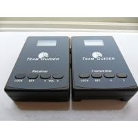Buy cheap L8 Wireless Digital Tour Guide System , Black Tour Guide Transmitter from wholesalers