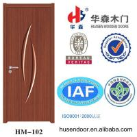 Buy cheap solid wooden doors interior doors design for wooden house from wholesalers