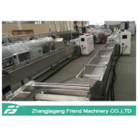 Buy cheap Single Screw Extruder Plastic Recycling Granulator Machine 150kg/H Capacity from wholesalers