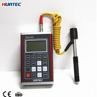 Buy cheap LCD display with back - light Leebs Metal 170 - 960 600mA Portable Hardness Tester RHL50 from wholesalers