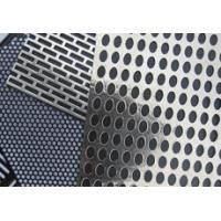 Buy cheap Stainless Steel Perforated Metal Screen Panel from wholesalers