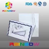 Buy cheap Customized Paper Art Card for Christmas Greeting / Wedding Invitations from wholesalers